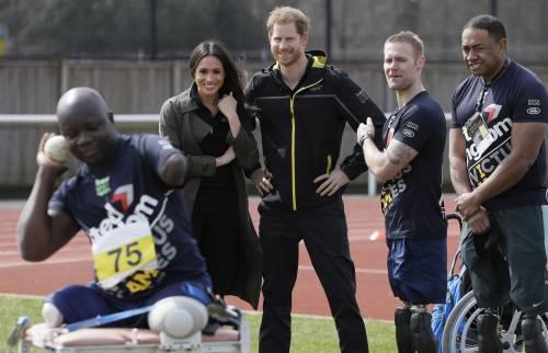 Meghan Markle e il principe Harry si sposeranno il prossimo 19 maggio 12