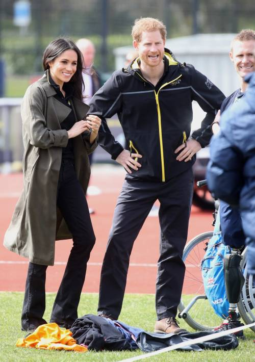 Meghan Markle e il principe Harry si sposeranno il prossimo 19 maggio 16
