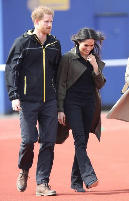 Meghan Markle e il principe Harry si sposeranno il prossimo 19 maggio 17