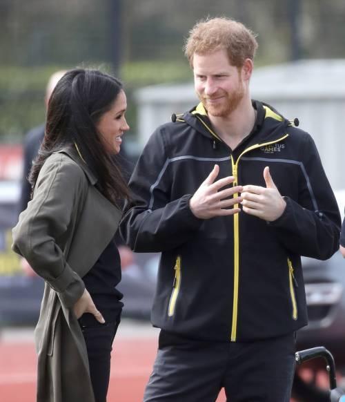Meghan Markle e il principe Harry si sposeranno il prossimo 19 maggio 19