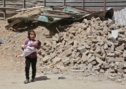 La città fantasma dove i jihadisti hanno fatto sparire oltre 3mila siriani