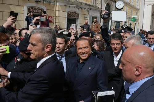"""Berlusconi ricorda il voto del 18 aprile 1948: """"La scelta atlantica è ancora attuale"""""""