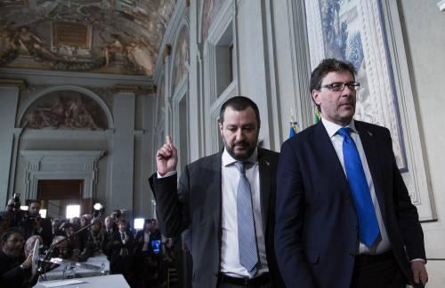 Il grande veto di Mattarella: ecco perché non vuole Salvini