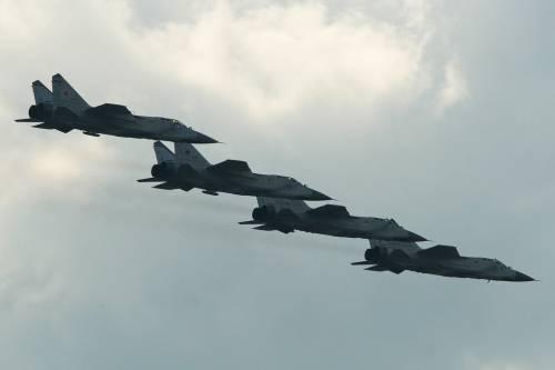 Gli Stati Uniti sono in allarme per i super missili ipersonici russi