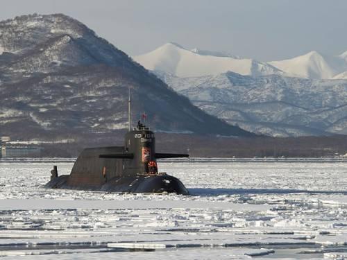 Russia, smantellati i sottomarini strategici classe Delta III