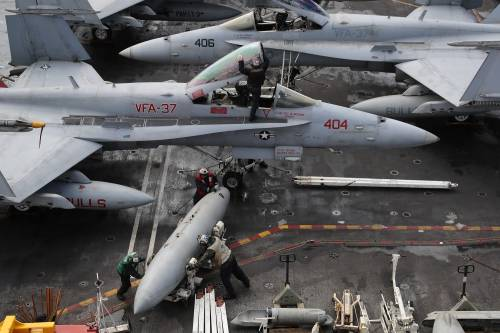 """Gli esperti lanciano l'allarme: """"Usa perdono dominio in volo"""""""