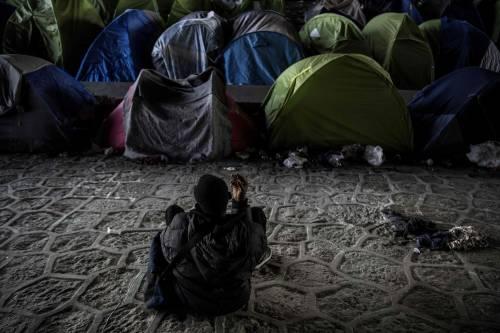Ora Parigi sta diventando la nuova Calais 10