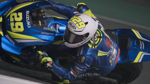 MotoGP: Iannone sul podio, la commozione del pilota