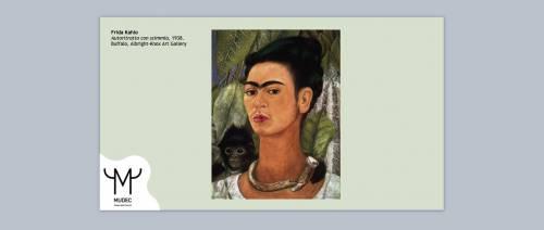 """Il Gratosoglio museo a """"cielo aperto"""" nel segno di Frida Kahlo"""