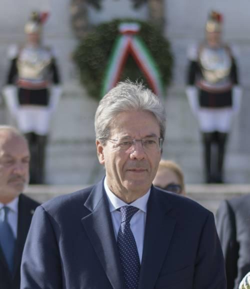 """Gentiloni: """"L'Italia ora ha bisogno dell'arrivo dei migranti"""""""