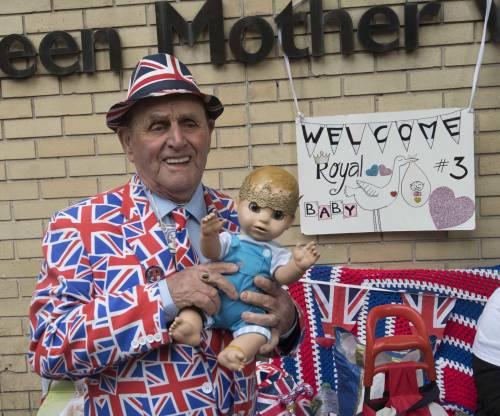 Royal Baby, l'attesa del Regno Unito 9