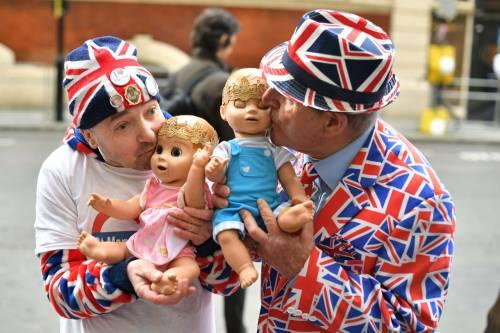 Royal Baby, l'attesa del Regno Unito 10