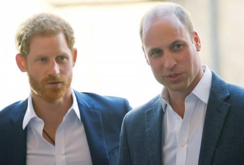 Il Principe William sarà testimone per Harry 3