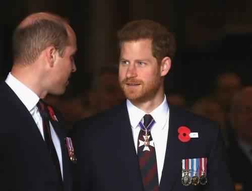 Il Principe William sarà testimone per Harry 4