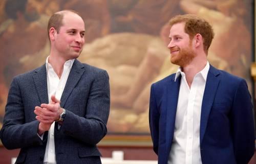 Il Principe William sarà testimone per Harry 7