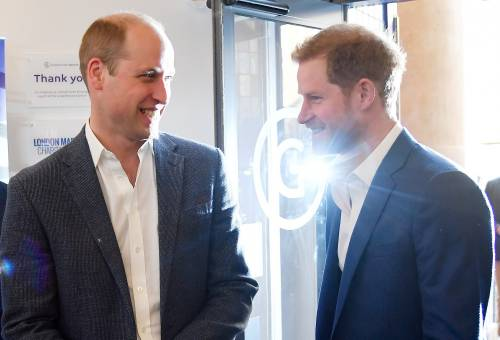 Il Principe William sarà testimone per Harry 8
