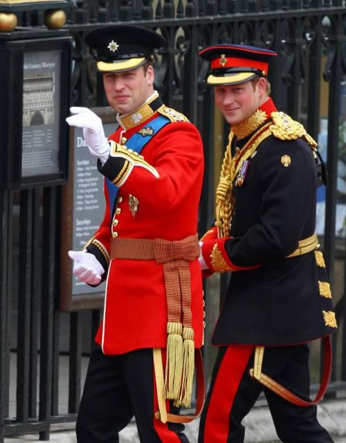 Il Principe William sarà testimone per Harry 11