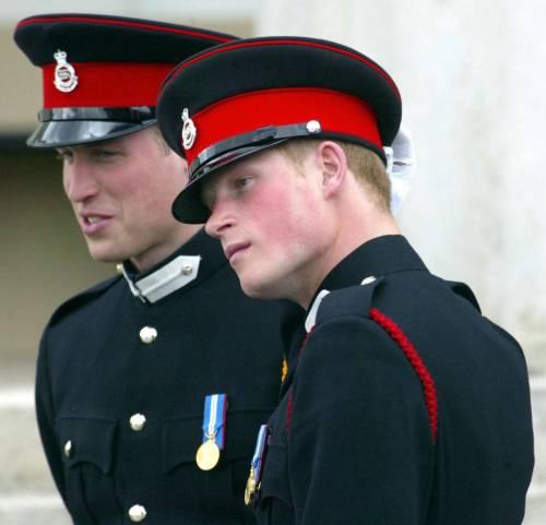 Il Principe William sarà testimone per Harry 12