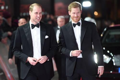 Il Principe William sarà testimone per Harry 15