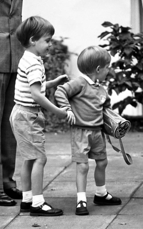Il Principe William sarà testimone per Harry 1