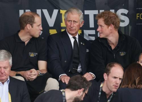 Il Principe William sarà testimone per Harry 9