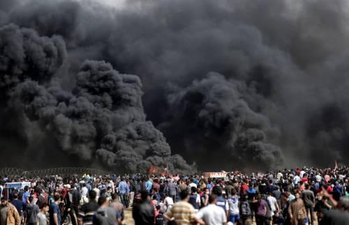 Ancora morti negli scontri al confine con la Striscia di Gaza