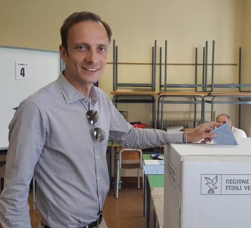 Voto in Friuli Venezia Giulia, alle 12 affluenza alle urne del 18%