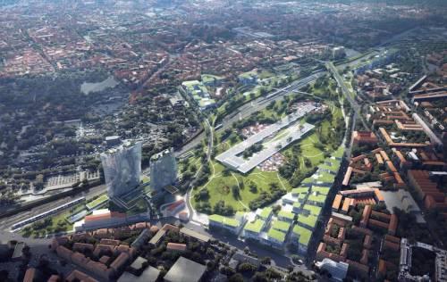 Milano, il veto delle Ferrovie: niente chiese negli ex scali ferroviari