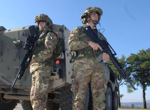 Spostamenti coatti e controlli: così l'esercito combatte il virus