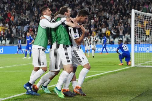 Il Bologna spaventa la Juventus. Ma i bianconeri vincono 3-1 in rimonta
