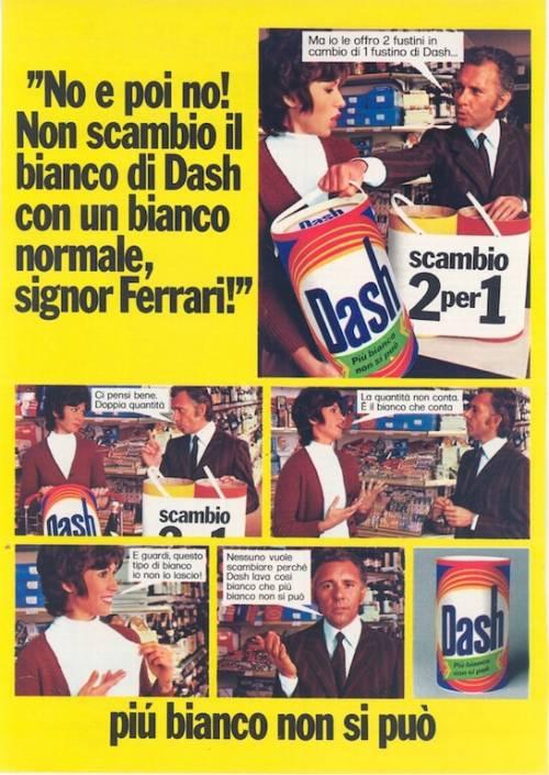 Paolo Ferrari, prigioniero di Carosello