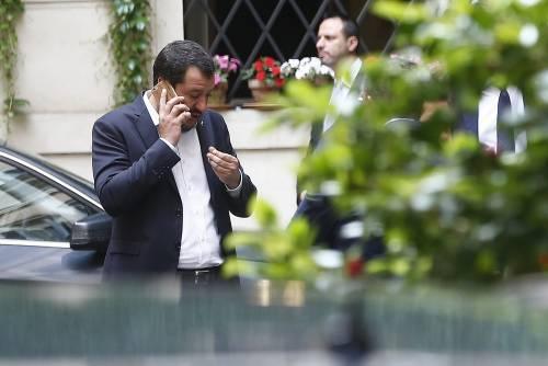 """Salvini e Di Maio: """"Governo politico o al voto l'8 luglio"""""""