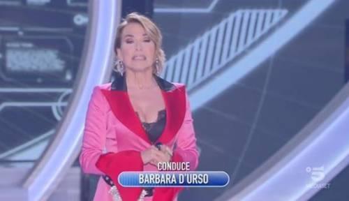 """D'Urso contro Fontana: """"Famiglia è chi si ama"""""""