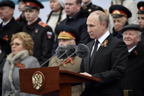Putin e il Giorno della Vittoria: quei missili ipersonici a Mosca