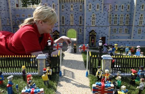 Meghan Markle e il Principe Harry, febbre da Royal Wedding 8