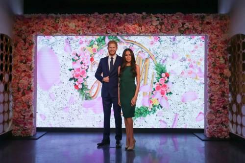Meghan Markle e il Principe Harry, febbre da Royal Wedding 5