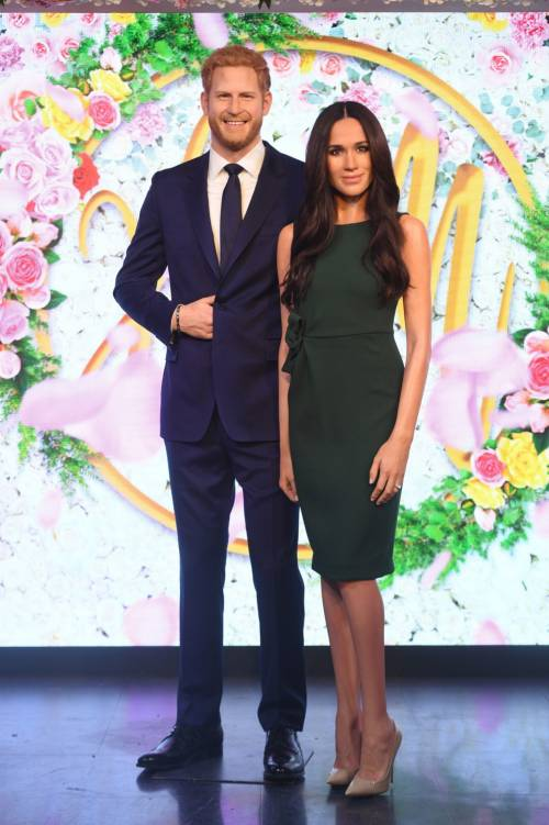 Meghan Markle e il Principe Harry, febbre da Royal Wedding 10