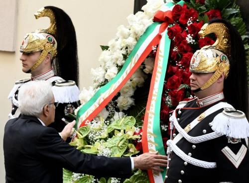 Celebrazioni per le vittime del terrorismo: Mattarella ricorda Moro