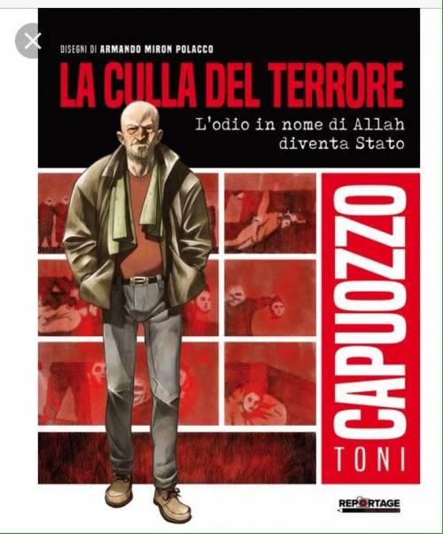 Isis a fumetti con Capuozzo, Biloslavo e Micalessin