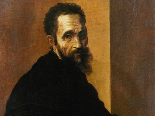Michelangelo, un genio mancino costretto a lavorare con la destra