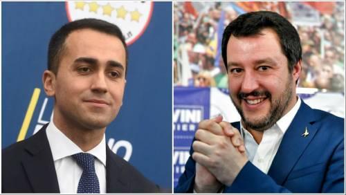 """Quella telefonata Di Maio-Salvini: """"Matteo ora basta, non li tengo"""""""