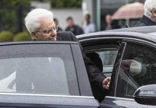Mattarella nega alla Lega i ministeri chiave con i dossier esteri