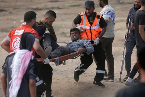 Ambasciata Usa a Gerusalemme, tornano gli scontri a Gaza 7