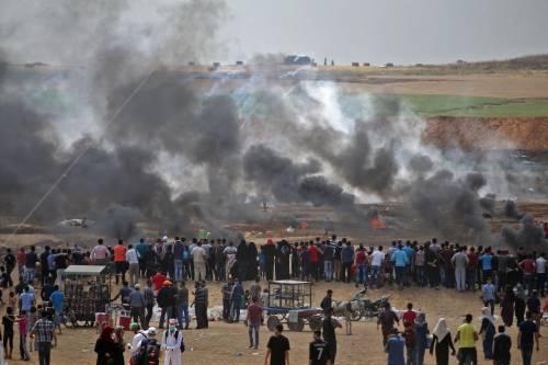 Ambasciata Usa a Gerusalemme, tornano gli scontri a Gaza 8