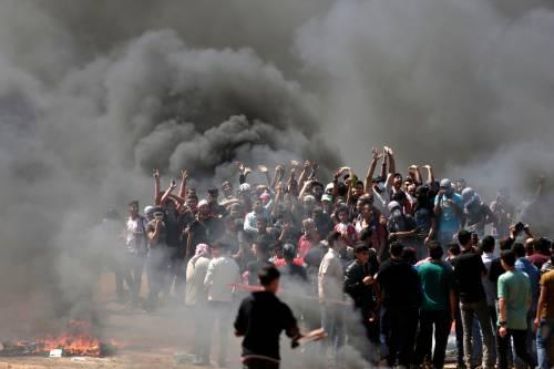 Ambasciata Usa a Gerusalemme, tornano gli scontri a Gaza 1