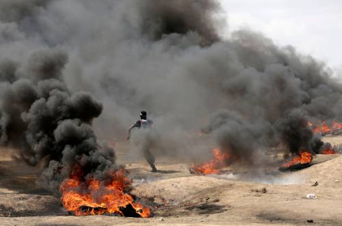 Ambasciata Usa a Gerusalemme, tornano gli scontri a Gaza 2