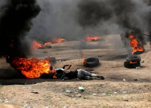 Ambasciata Usa a Gerusalemme, tornano gli scontri a Gaza 5