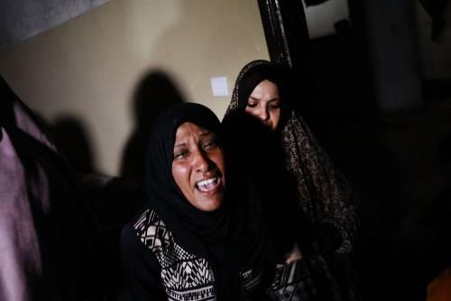 I funerali a Gaza di Leila, uccisa a otto mesi 7