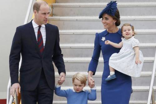 Principe George e Principessa Charlotte, le foto 4