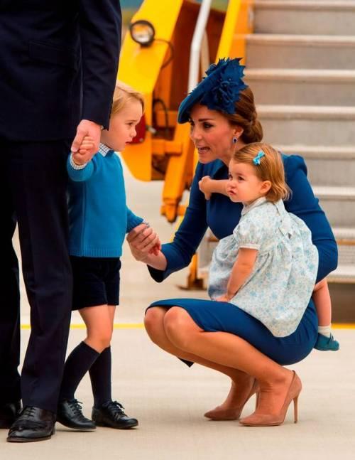 Principe George e Principessa Charlotte, le foto 7